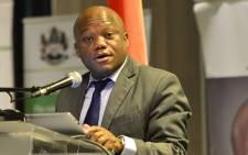 FILE: KwaZulu-Natal Premier Sihle Zikalala. Picture: @kzngov/Twitter.