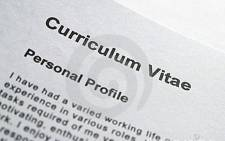 CV generic. Picture: Free Images.