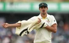 Australia paceman Mitchell Starc. Picture: @CricketAus/Twitter.