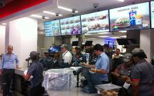 FILE: Staff at South Africa's first Burger King, in Cape Town, prepare for the first customers to arrive. Picture: Rafiq Wagiet/EWN.