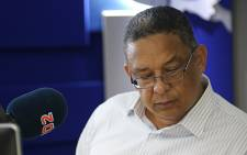 FILE: Ipid head Robert McBride. Picture: /EWN.
