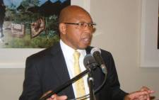 Moeketsi Majoro. Picture: Lesotho Ministry of Finance