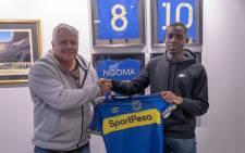 Cape Town City signs Dutch winger Bernio Enzo Verhagen from Dinamo Tiraspol. Picture: Twitter @CapeTownCityFC.