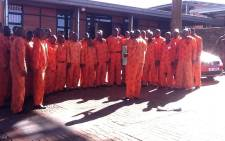 Correctional Services head Tom Moyane says young prisoners need to be empowered with education. Picture:Gia Nicolaides/EWN.
