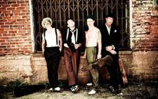 The Red Hot Chili Peppers. Picture: theredhotchilipeppers.com.