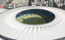 Maracana stadium in Rio de Janeiro. Picture: Twitter/@RioDiary.