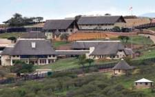 The Nkandla homestead. Picture: City Press.