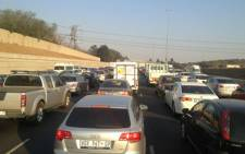 FILE: Gauteng officials say they will start deploying more officers on freeways. Picture: Jacob Moshokoa/EWN.
