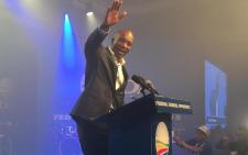 Newly elected DA leader Mmusi Maimane. Picture: Reinart Toerien/EWN