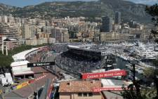 Monaco during the 2012 Grand Prix weekend. Picture: AFP