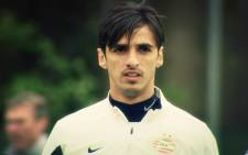 Costa Rican football star Bryan Ruiz.  Picture: CNN