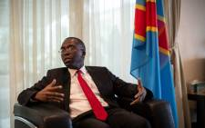 FILE: Former Democratic Republic of Congo Prime minister, Augustin Matata Ponyo. Picture: FEDERICO SCOPPA/AFP