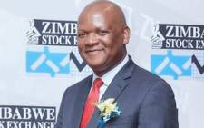 Justin Bgoni, CEO of the Zimbabwe Stock Exchange (ZSE). Picture: @BgoniJustin/Twitter