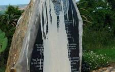 """FILE: Sarah """"Saartjie"""" Baartman stands in Hankey, Eastern Cape. Picture: Wikimedia Commons."""