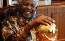 The late Nelson Mandela was instrumental in bringing the FIFA World Cup to South Africa.