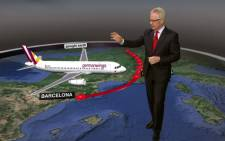 Why did the Germanwings plane go down?  Picture: CNN