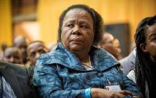 Min of science and technology Naledi Pandor. Picture: Thomas Holder/EWN