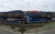 The MyCiTi bus service to Table View has resumed after a delay of several hours due to a driver strike on 29 September 2014. Picture: Masa Kekana/EWN