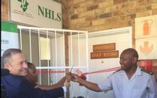 The Western Cape Department of Health has launched a digital, mobile X-ray machine at Pollsmoor Prison on 31 March 2015. Picture: EWN