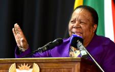 Higher Education Minister Naledi Pandor. Picture: GCIS
