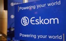 FILE: Eskom logo. Picture: Reinart Toerien/EWN.