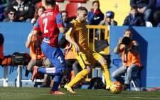 Barcelona vs Levante on 7 February 2016. Picture: @FCBarcelona.