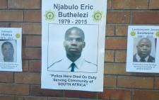 FILE: Popcru President Nathi Theledi says there needs to be an urgent national campaign to address police killings. Picture: Kgothatso Mogale/EWN.