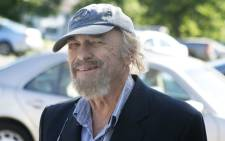 FILE: Actor Rip Torn enters Litchfield Superior Court for a hearing in connection with charges of criminal trespass, carrying a gun without a permit, carrying a gun while intoxicated, burglary and criminal mischief 8 June 2010 in Litchfield, Connecticut. Picture: AFP