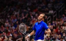US Open champion Daniil Medvedev. Picture: AFP