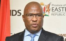 FILE: Eastern Cape Premier Oscar Mabuyane. Picture: @OscarMabuyane/Twitter.