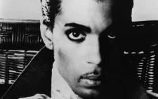 Portrait of American singer Prince taken 25 August 1986. Picture: AFP.
