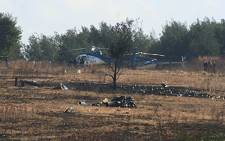 Five SANDF members were killed in a helicopter crash in the Kruger National Park on Saturday.