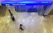 A Standard Bank branch. Picture: Sethembiso Zulu/EWN