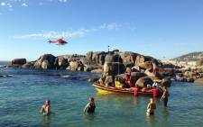 Six drownings have been reported in the Western and Eastern Cape. Picture: @NSRI.