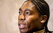 Olympic 800m gold medallist Caster Semenya at the Top Women Conference in Johannesburg on 14 August 2019. Picture: Kayleen Morgan/EWN
