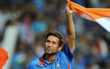FILE: Tendulkar, one of the greatest batsmen of all time, is adored across India and many fans took to social media to wish him a speedy recovery. Picture: supplied