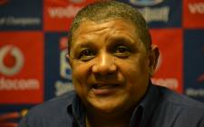 Stormers coach Allister Coetzee is on the lookout for a new paceman after losing Cheslin Kolbe to injury. Picture: Aletta Gardner/EWN