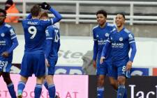 Leicester climbed to third place in the Premier League they sealed a 2-1 win against Newcastle. Picture: Twitter @LCFC.