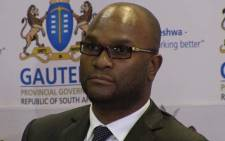 Police Minister Nathi Mthethwa has hailed George Louca's arrest as a positive step to exposing a large underworld group. Picture: Christa van der Walt/EWN.