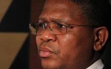Fikile Mbalula. Picture: EWN.