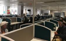 The City of Cape Town on 20 August 2020 opened a Teleperformance call centre in the CBD with additional facilities located in Woodstock. Teleperformance offers call centre services and currently employs 1,215 people. Picture: @VosJames/Twitter