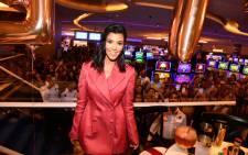Kourtney Kardashian. Picture: AFP