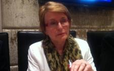 Helen Zille. Picture: Catherin Rice/EWN.