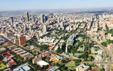 The Johannesburg skyline. Picture: Aki Anastasiou.