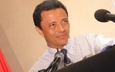 Ousted Madagascar president Marc Ravalomanana. Picture: EWN
