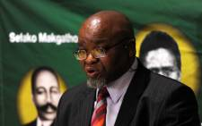 Gwede Mantashe. Picture: Sapa.