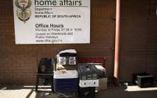 FILE: Department of Home Affairs. Picture: Sethembiso Zulu/ EWN.
