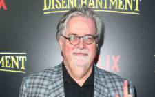 Matt Groening attends the screening of Netflix's 'Disenchantment' at the Vista Theatre on 14 August 2018 in Los Angeles, California. Picture: Getty Images/AFP