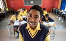 Piet Monageng (18) applied to two Gauteng universities in the hopes of studying accounting. Picture: Supplied