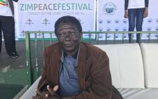 CEO of Zimbabwe's Tourism Council Paul Matamisa. Picture: Masechaba Sefularo/EWN.